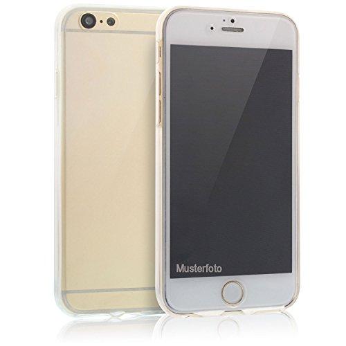 Silikon Case für iPhone 7 iPhone7 - Transparent Durchsichtig Clear