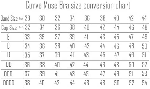Curve Muse Womens Plus Size Minimizer Unlined Wirefree Lace Full Coverage Bras2PackSTARLIGHT