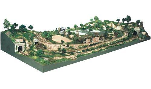 Woodland Scenics HO Scale River Pass Scenery Kit