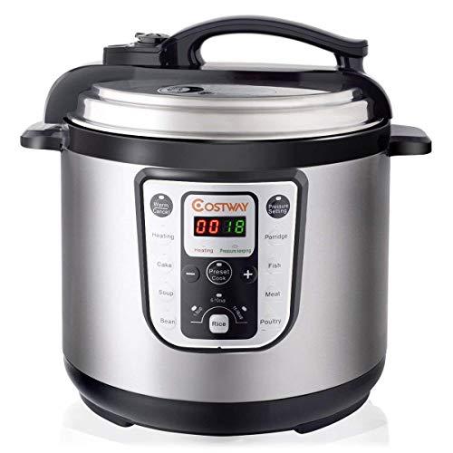7 in 1 electric pressure cooker - 9