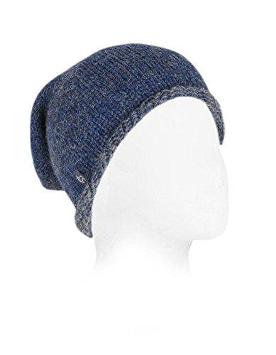 Warm Baby Alpaca Beanie Hat (Royal Blue)