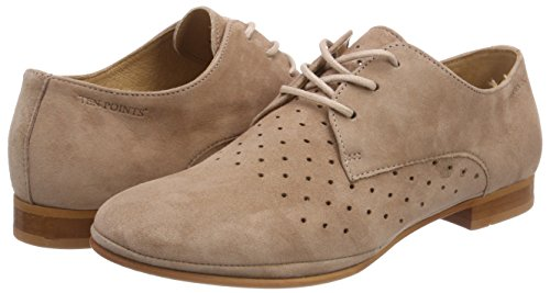810 Ten Brogues Rose New Toulouse Points Femme old zHFzw1