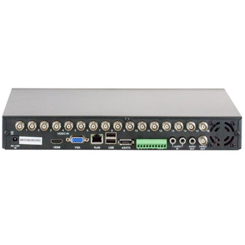 Gw security inc 12chp5 16 channel 960h and d1 real Channel 7 home and garden