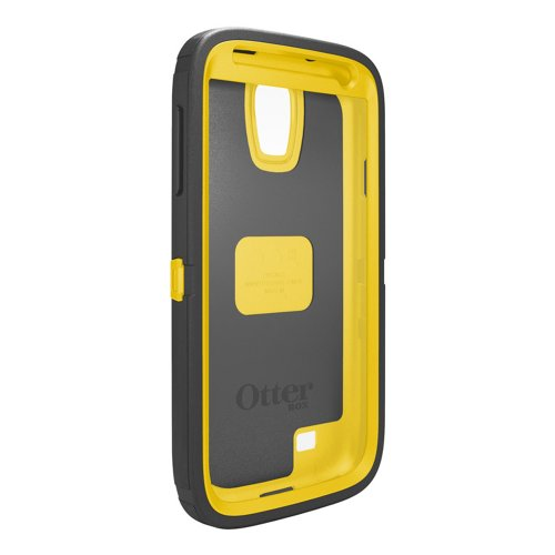 Otterbox   Defender Series and Holster Case for Samsung Galaxy S 4 - 1 Pack