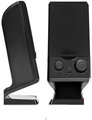 ZZWBOX Altavoz Bluetooth inalámbrico para Barra de Sonido para computadora, Laptop, TV, Tableta y teléfono Inteligente, USB Alimentado, reducción Inteligente de Ruido,Black: Amazon.es: Hogar