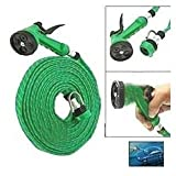 Isabella 4-in-1 Pressure Washing Multifunctional Water Spray with Hose Pipe( Green or Blue Single Peice)