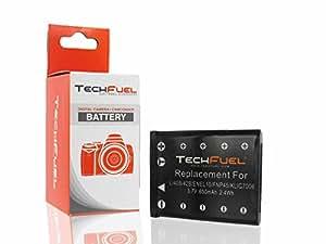 Fujifilm FinePix L55 Digital Camera Replacement Battery - TechFuel Professional NP-45, NP-45A Battery