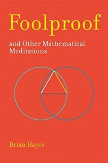 Book Cover: Foolproof, and Other Mathematical Meditations