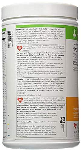 Herbalife Formula 1 (Orange Cream)