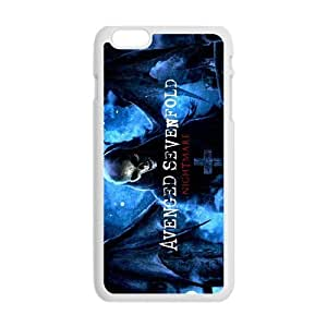 Cool Painting avenged sevenfold nightmare album Phone Case for Iphone 6 Plus