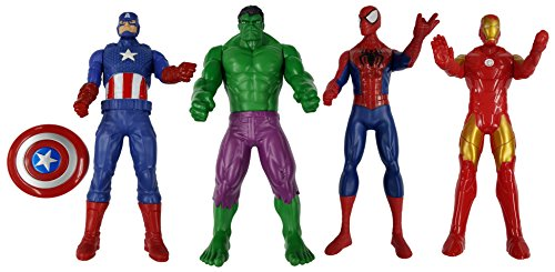 Marvel 6 Inch Action Figure Bundle