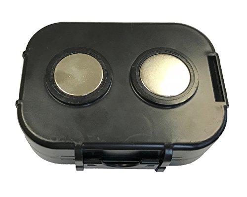 Extended Battery Pack Magnet Case for Optimus 2 0 GPS