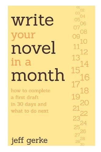 Write Your Novel Month Complete product image
