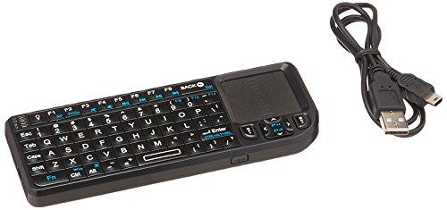 VisionTek CandyBoard Universal Wireless 2.4GHZ RF Mini QWERTY Keyboard - 900319