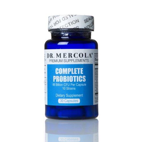 Dr. Mercola Complete Probiotics. 180 capsules