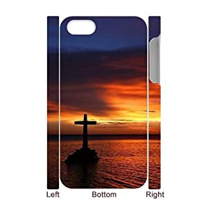 LZHCASE Design Diy hard Case Cross For Iphone 4/4s [Pattern-1]