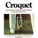 Croquet, William T. Charlton, 0916844005
