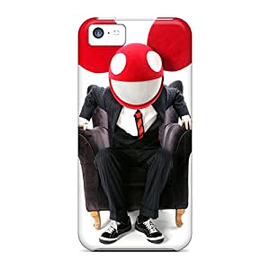Tpu Case For Iphone 5c With Deadmau5