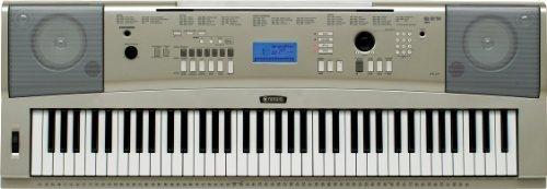 Yamaha YPG-235 76-key Portable USB Keyboard Kit with X-Style