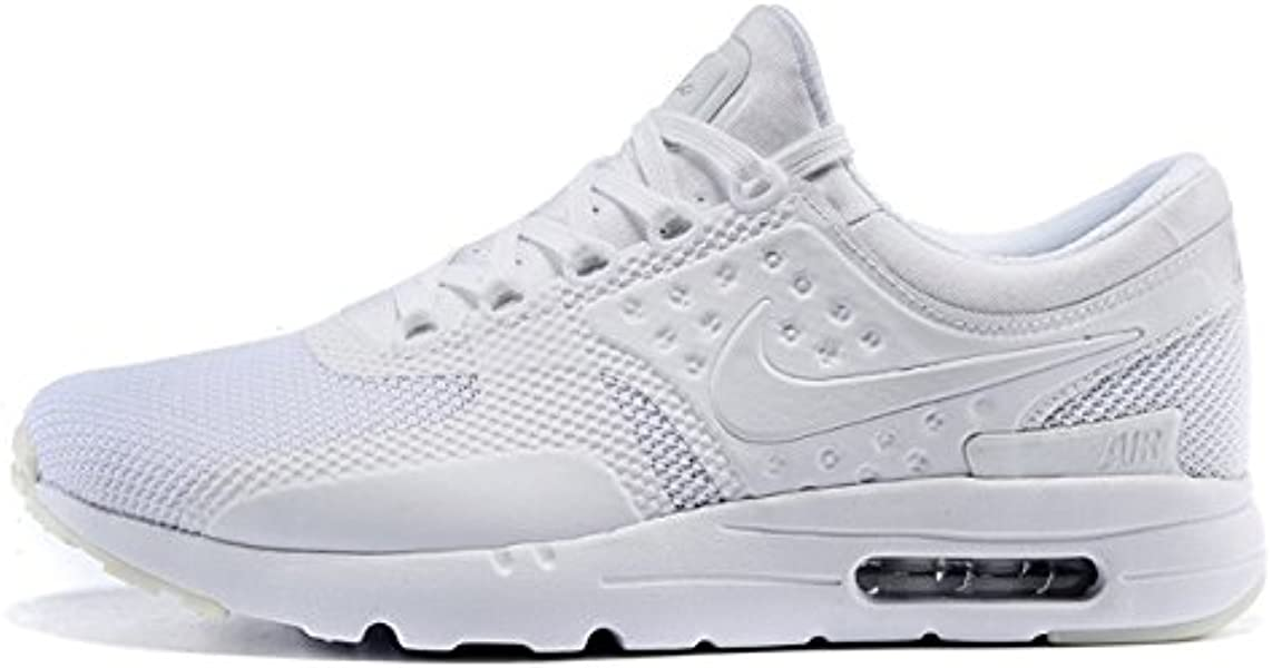 NIKE Air Max Zero 0 QS Be True AM Day White New Mens Size 12.5  . Back.  Double-tap to zoom 9886484e1