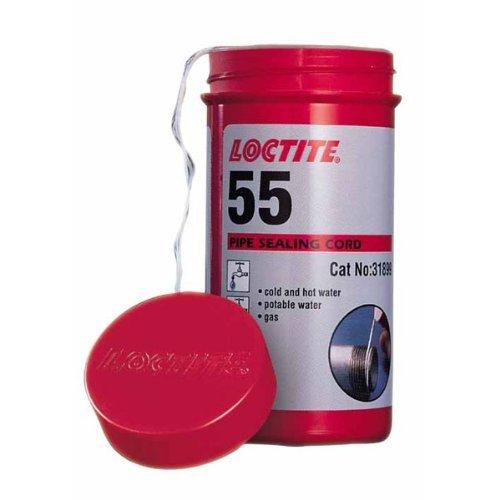 Henkel Loctite 55 - Cable de sellado para tubería (150 m, 150 m): Amazon.es: Bricolaje y herramientas