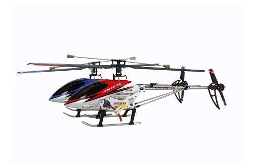 Doppio elicottero del cavallo 3CH metallo con incorporato Gyro