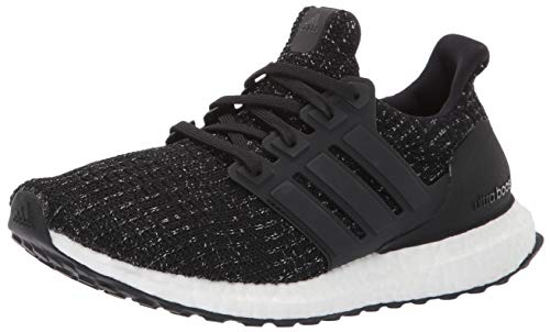 (adidas Women's Ultraboost, black/black/white 1, 8 M US)
