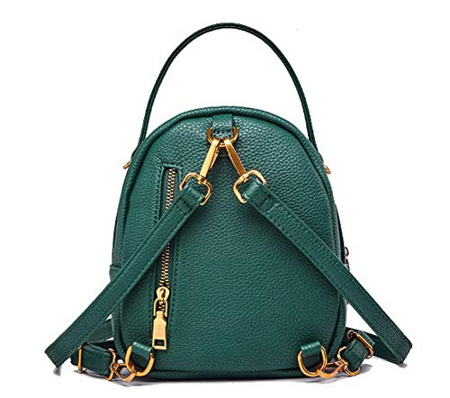 Brown Zippers Women's Green Bags Pu Casual Tote TSDBH183333 Bags AalarDom Crossbody x4zw1qpw