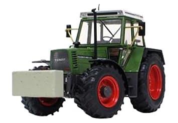 Weise-Toys Fendt Favourite 615 LSA (1989 - 1993) Tractor: Amazon.es: Juguetes y juegos