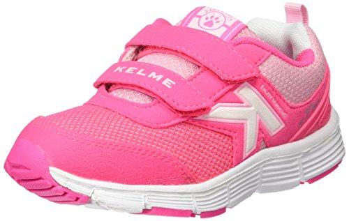 Kelme Runner One V, Zapatillas de Deporte Unisex Niños Rosa (Rose Chewing Gum)