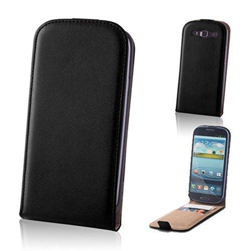 Mobility Gear KF2 Etui flip slim pour iPhone 5/5S Noir