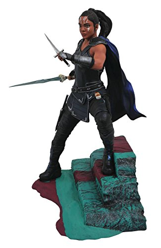 DIAMOND SELECT TOYS Marvel Gallery: Thor Ragnarok Valkyrie PVC Vinyl Figure