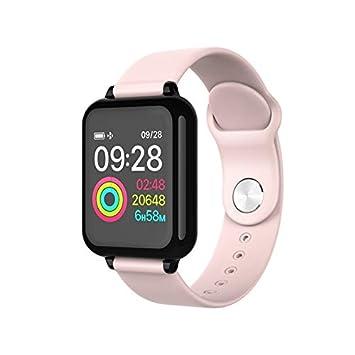 ZGYYDY Smart Watch Fitness Pulsera Reloj Presión Arterial ...