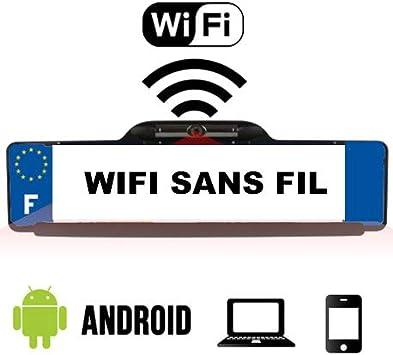 Cámara de visión Trasera WiFi para Smartphone y Tablet Android ...