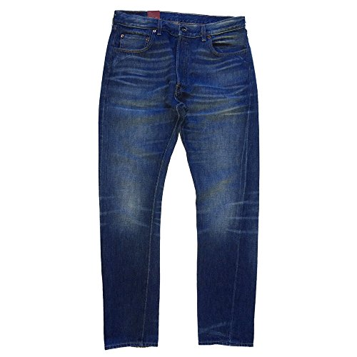Original Homme Fit Jeans 501 Blue Blau Submerge Levi's xIUO5Eqwq