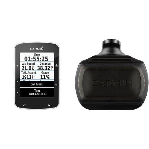 Garmin Edge 520 + Sensor de velocidad para bicicleta