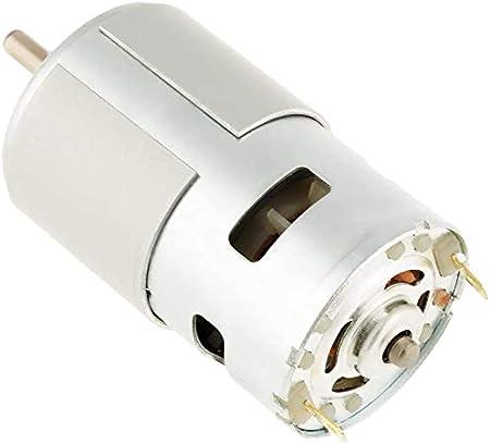 HH-BSDJ 1pc DC 12V 3V 6V Micro Vitesse Moteur 15//30//60//63//120 RPM Basse Vitesse Vitesse Moteur /électrique Mini R/éducteur R/éduction du Moteur Motor/éducteur Size : 3V15RPM