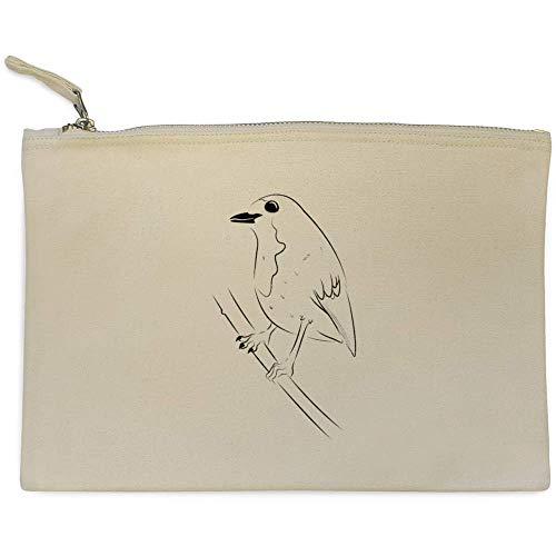 Azeeda Una Accesorios Embrague 'pájaro Rama' De En Case Bolso cl00002354 rqxr7ZwHyp