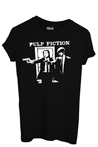 T-Shirt PULP FICTION - FILM by iMage Dress Your Style