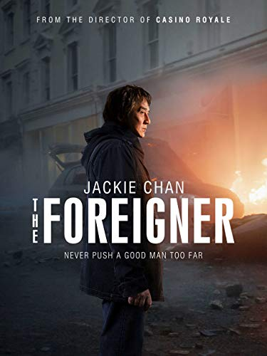 The Foreigner (Best Mistress In London)