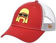 X-Games Hulk Hogan Unisex 940TRUCKER HULHOGLEG RED WHI