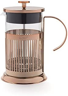 Leopold Vienna Coffee Maker French Press Copper