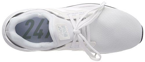 Balance wit sneakers New 247v2 dames wit Ud wit metallic wqfqva