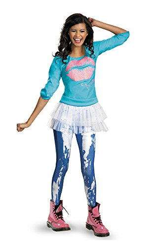 Disguise Kids Rocky Outfit Girls Shake It Up Halloween Costume -