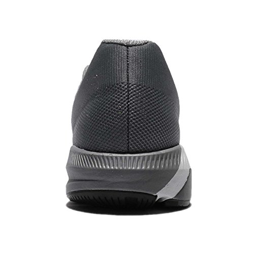 Nike Mænds Luft Zoom Struktur 21 Løbesko Sølv / Hvid vwSDqs