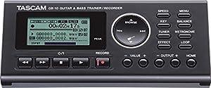 Tascam GB-10 Guitar/Bass Trainer/Recorder,