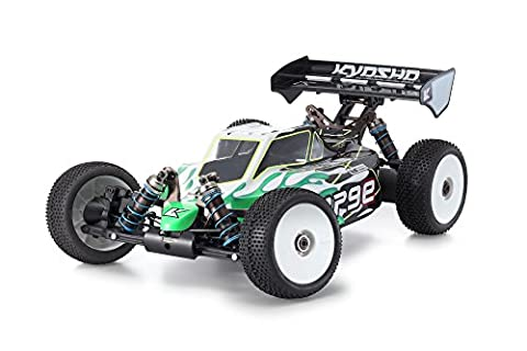 Kyosho Inferno MP9e TKI Brushless Electric Off-Road 4WD Buggy (1:8 Scale) - 1/8 Buggy
