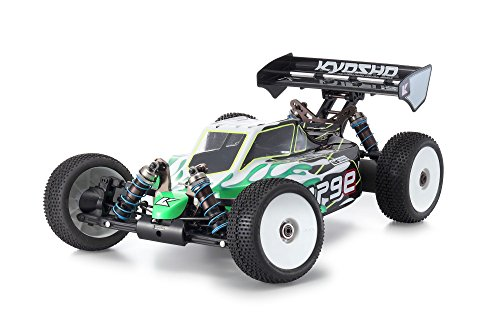 Kyosho Inferno MP9e TKI Brushless Electric Off-Road 4WD Buggy (1:8 Scale)
