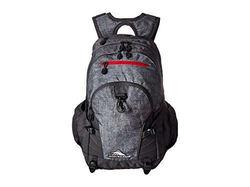 High Sierra Loop Backpack for Men and Women, Compact Bookbag Backpack for College Students or Business Professionals, Stylish Lunch Backpack, Lightweight Unisex Backpack for School, Office, or Travel - High Sierra Long Trail