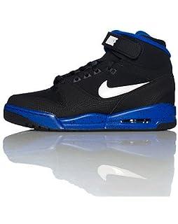 86ec07828f3b7 Amazon.com | NIKE Men's Air Revolution Basketball Shoes, White/Game ...